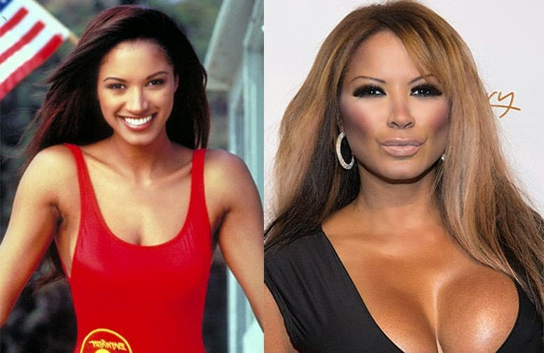 Traci Bingham Before Plastic Surgery photo - 1