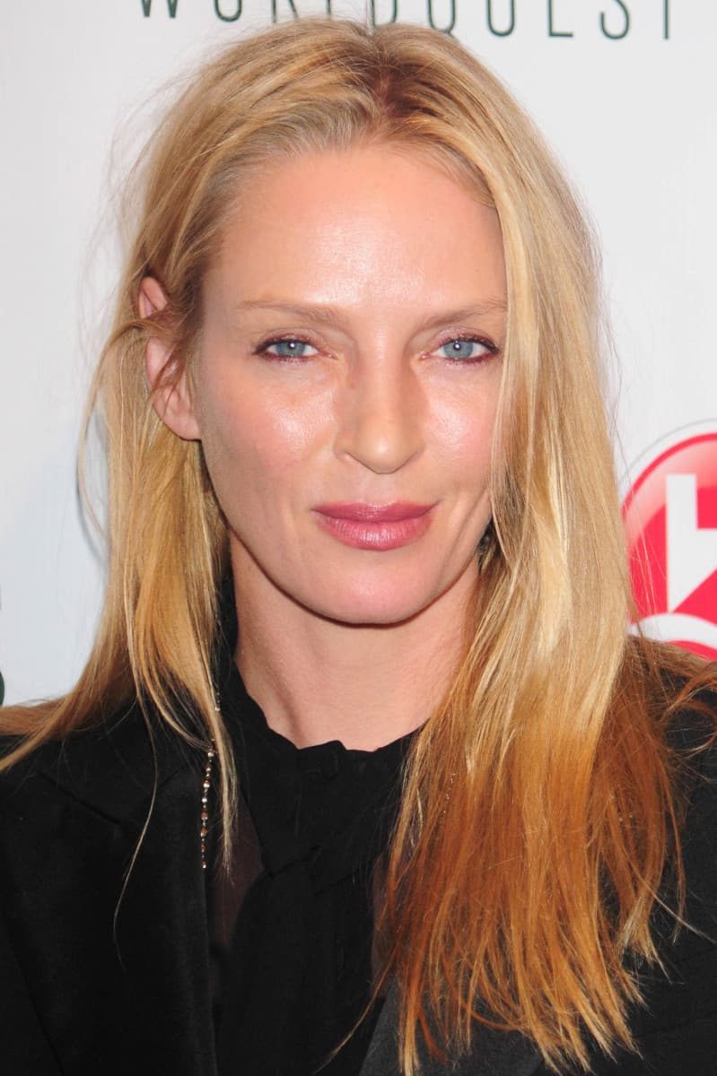 Uma Thurman Before Plastic Surgery photo - 1