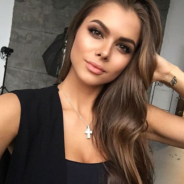 Viki Odintcova Before Plastic Surgery photo - 1