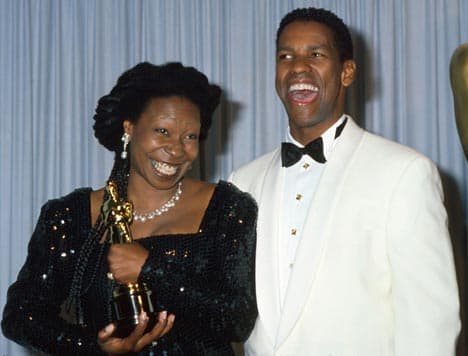Whoopie Goldberg Before Plastic Surgery photo - 1