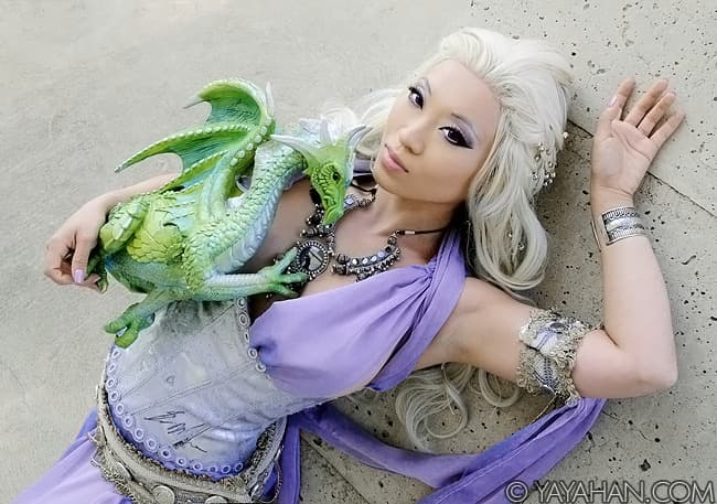 Yaya Han Before Plastic Surgery photo - 1