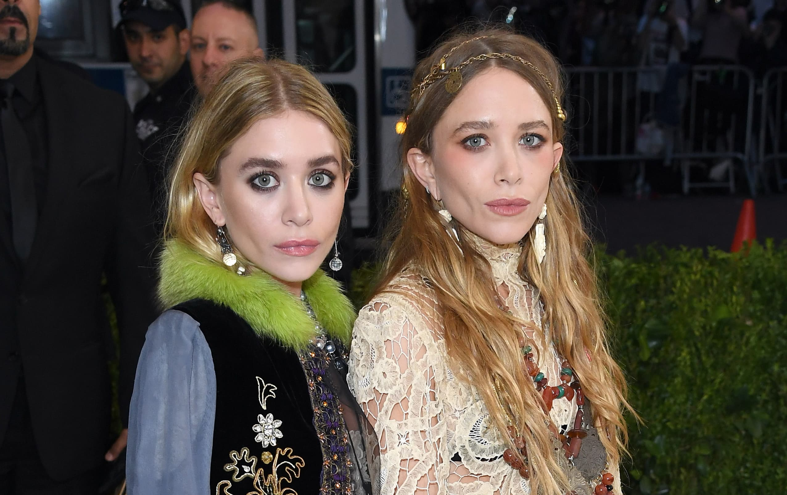 Olsen Twins Plastic Surgery Before After photo - 1