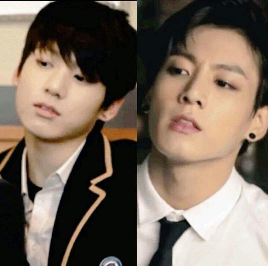 Jungkook Plastic Surgery Before And After photo - 1