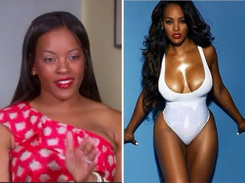 Iman Before And After Plastic Surgery 1