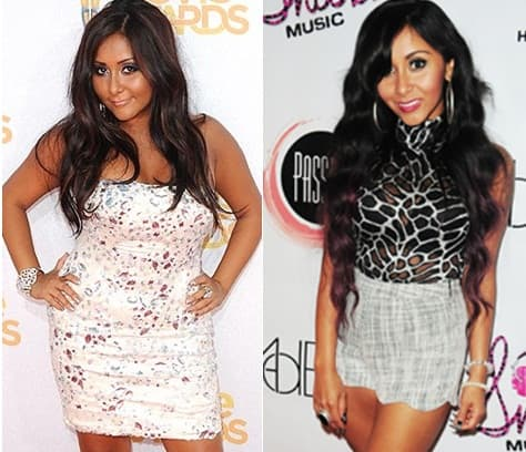 Snooki Plastic Surgery Before And After 1
