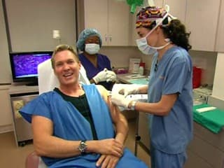 Sam Champion Plastic Surgery Before And After photo - 1