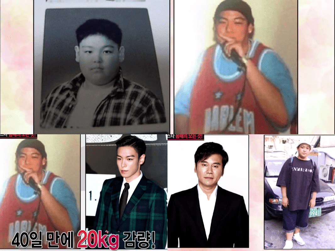 Bigbang Before And After Plastic Surgery 1