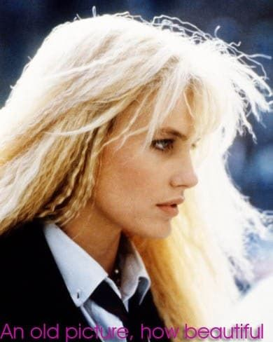 Daryl Hannah Plastic Surgery Before After 1