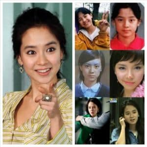Kim Ji Soo Before Plastic Surgery 1