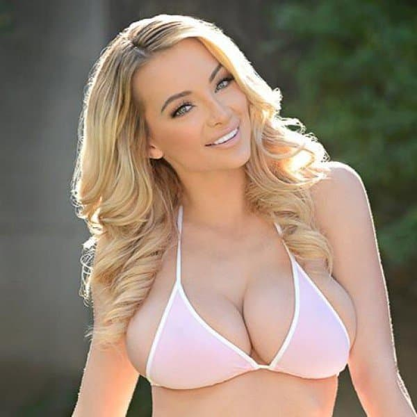 Lindsey Pelas Plastic Surgery Before And After photo - 1