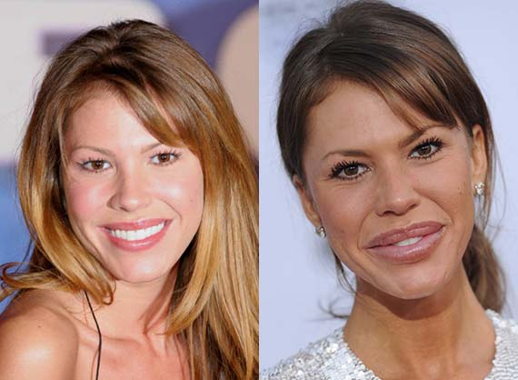 Nikki Cox Before And After Plastic Surgery 1
