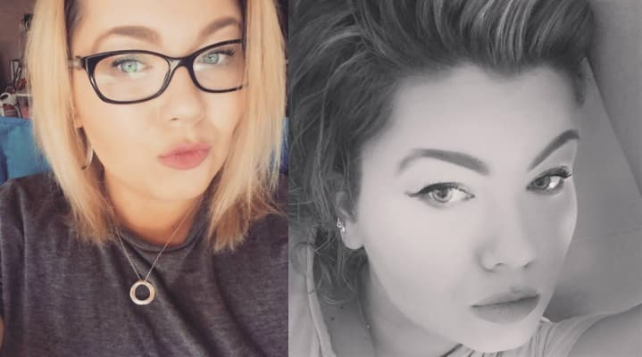 Amber Portwood Plastic Surgery Before And After photo - 1