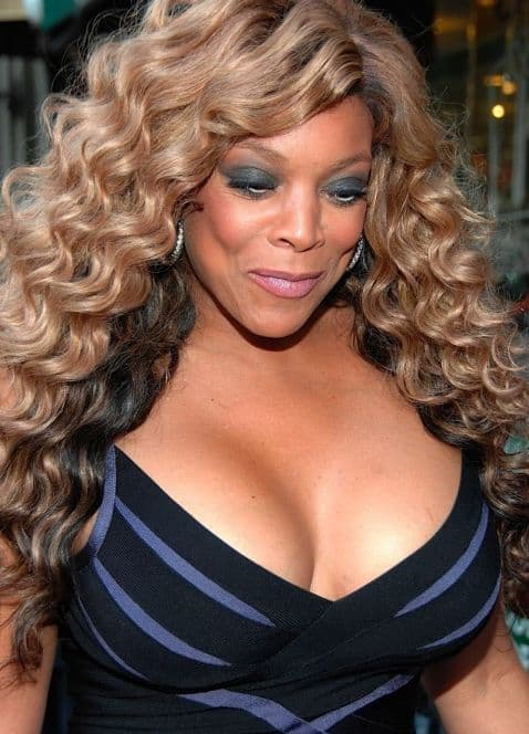 Wendy Williams Before And After Plastic Surgery photo - 1
