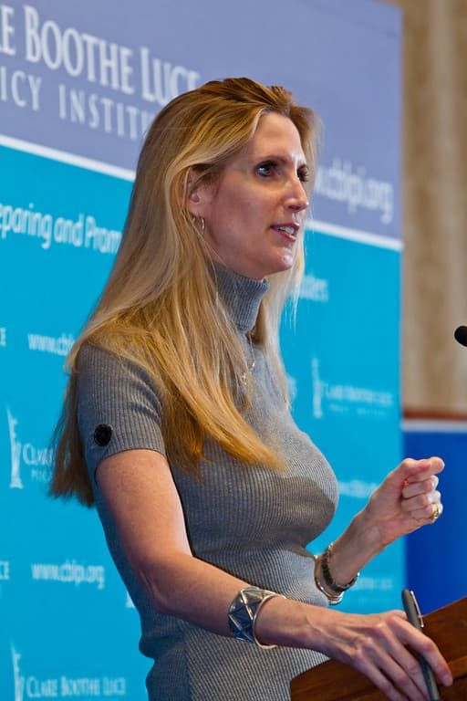 Ann Coulter Picture Before Plastic Surgery 1