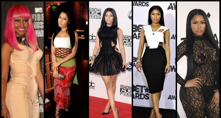Before And After Plastic Surgery Nicki Manaj 1