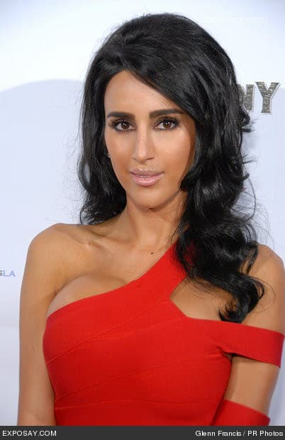 Shahs Of Sunset Lilly Before Plastic Surgery 1