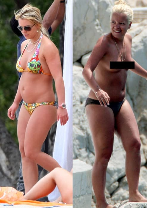 Jacqueline Titone Wife Before Plastic Surgery 1