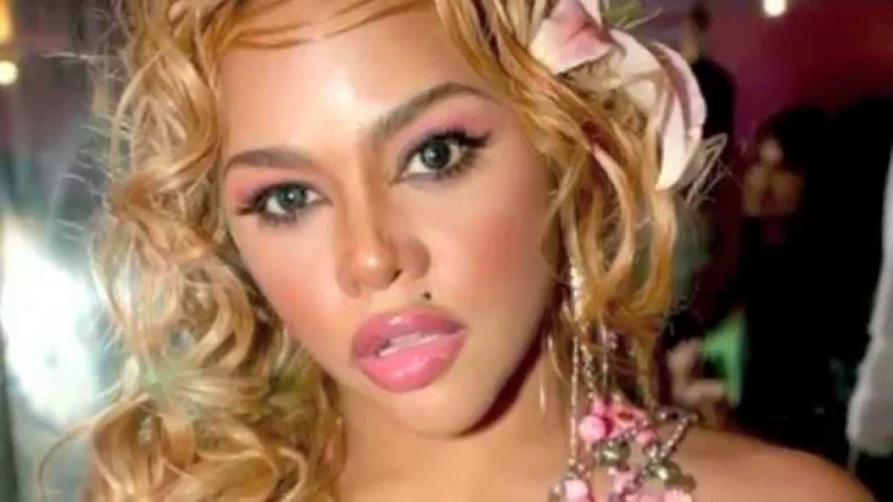 Lil Kim Before And After Plastic Surgery 2012 1