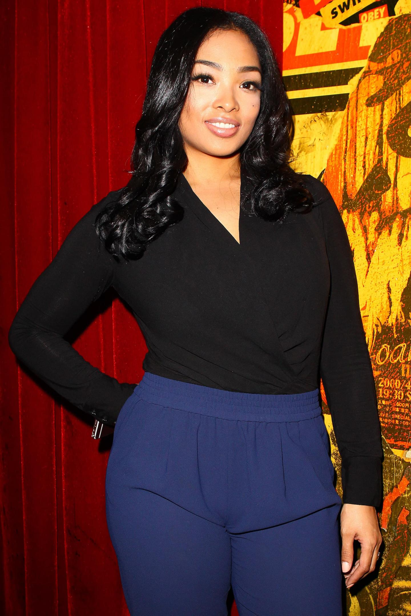 Dime From Love And Hip Hop Before Plastic Surgery photo - 1