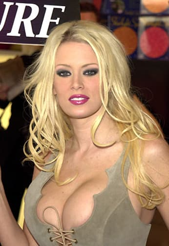 Jenna Jameson Before And After Plastic Surgery 1