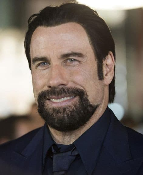 John Travolta Before And After Plastic Surgery 1