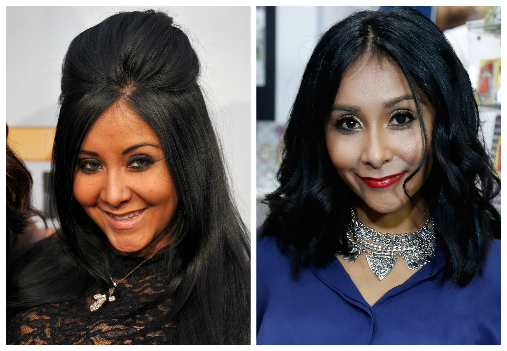 Jersey Shore Before And After Plastic Surgery 1