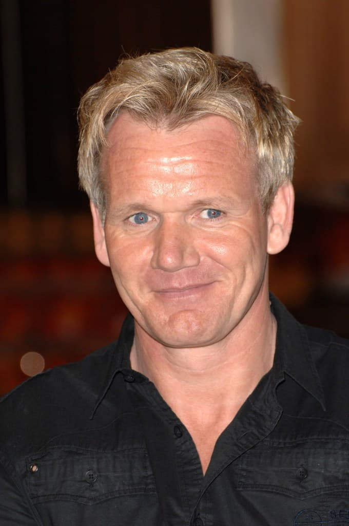 Gordon Ramsay After Plastic Surgery And Before 1