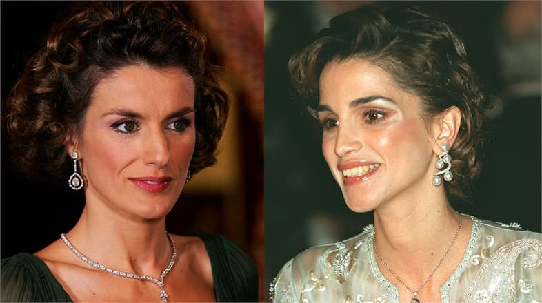 Queen Letizia Before And After Plastic Surgery 1