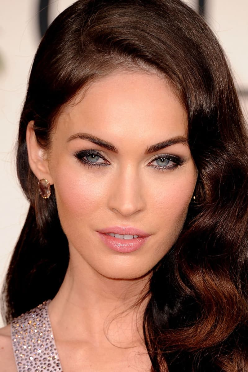 Megan Fox Face Before And After Plastic Surgery 1