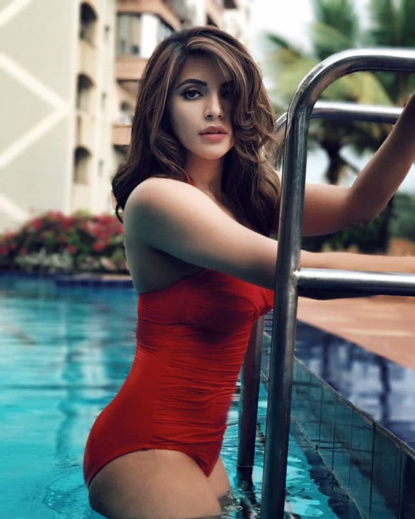 Shama Sikander Before Plastic Surgery Interview 1