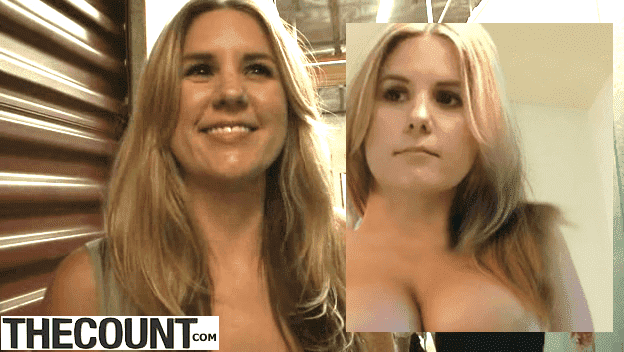 Storage Wars Brandi Plastic Surgery Before And After photo - 1