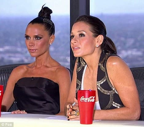 Victoria Beckham Before And After Plastic Surgery 1