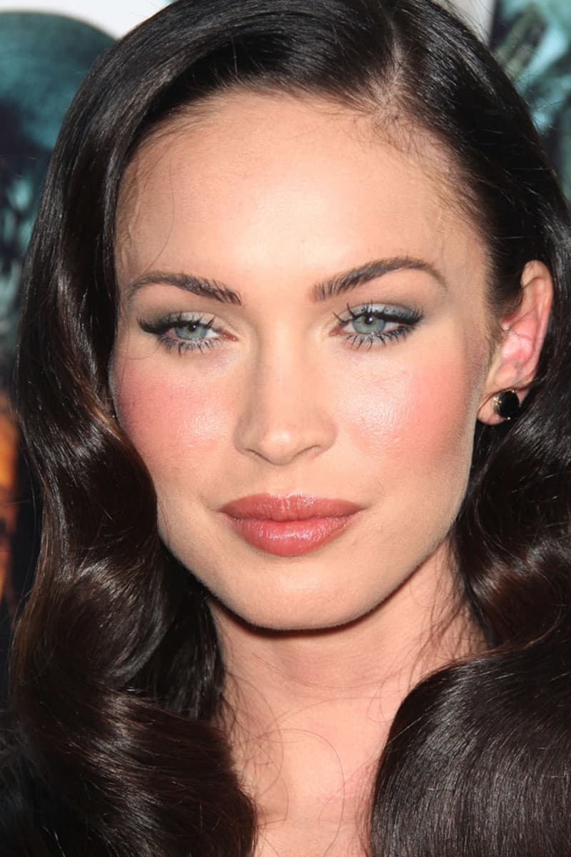 Megan Fox Before And After Plastic Surgery Photos 1