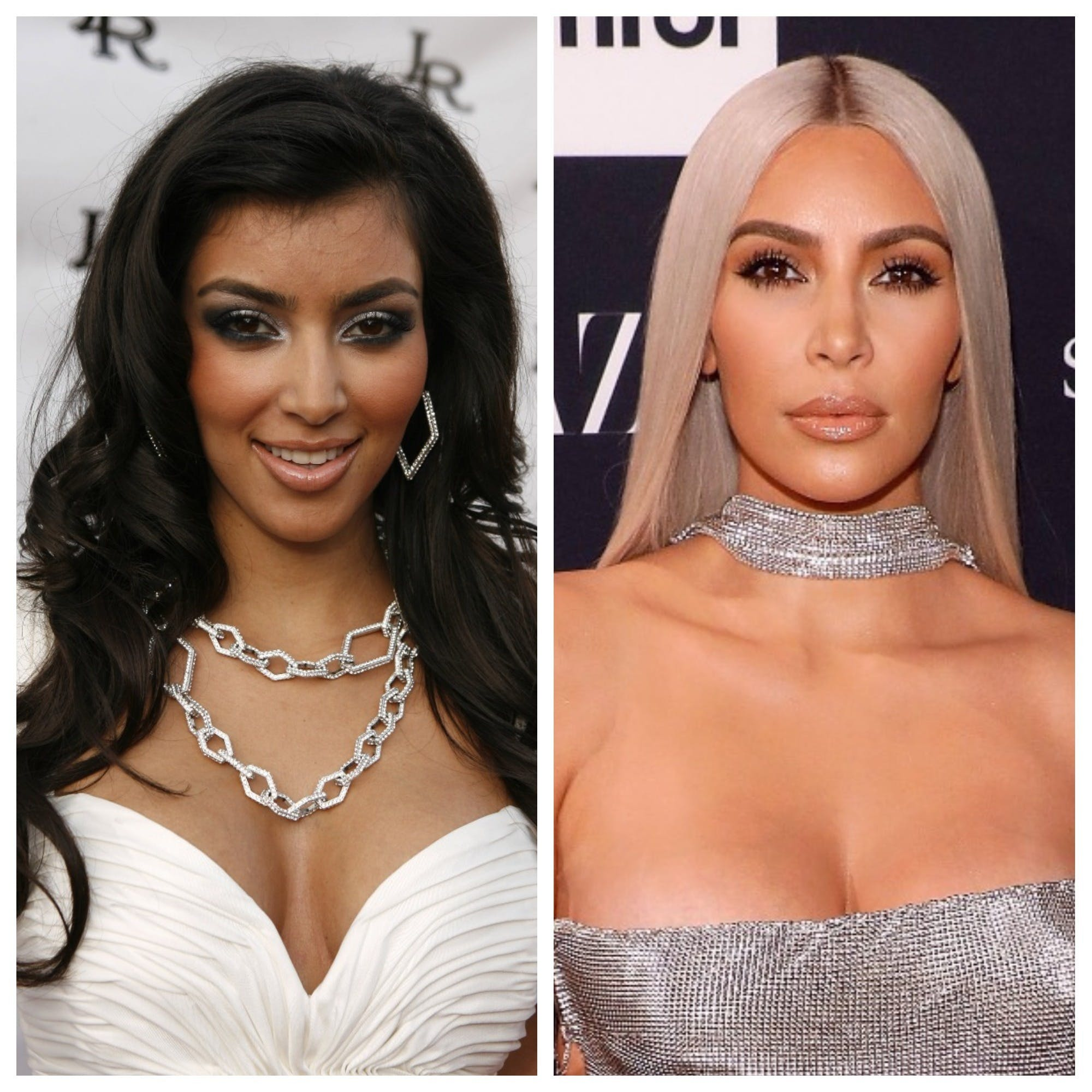 Kim Kardashian Plastic Surgery To Face Before And Afters photo - 1