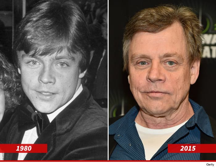 Young Mark Hamill Before Plastic Surgery Car Accident 1