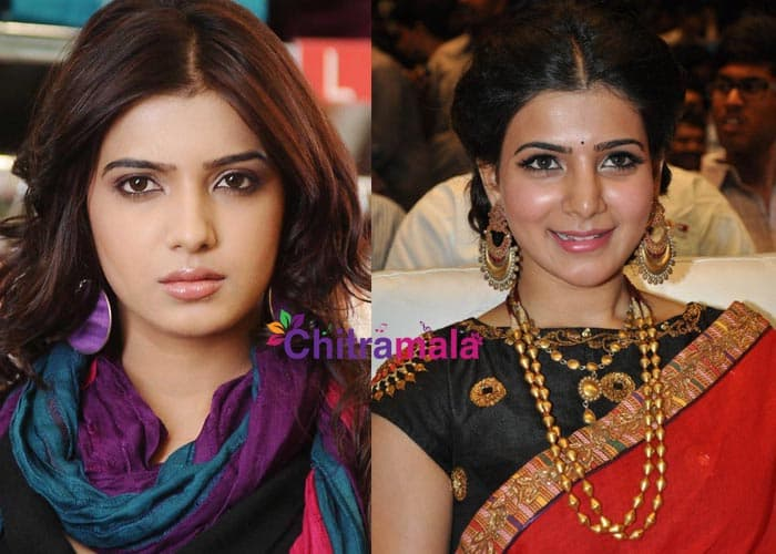 Samantha Ruth Prabhu Before And After Plastic Surgery 1