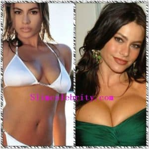 Sofia Vergara Before And After Plastic Surgery 1
