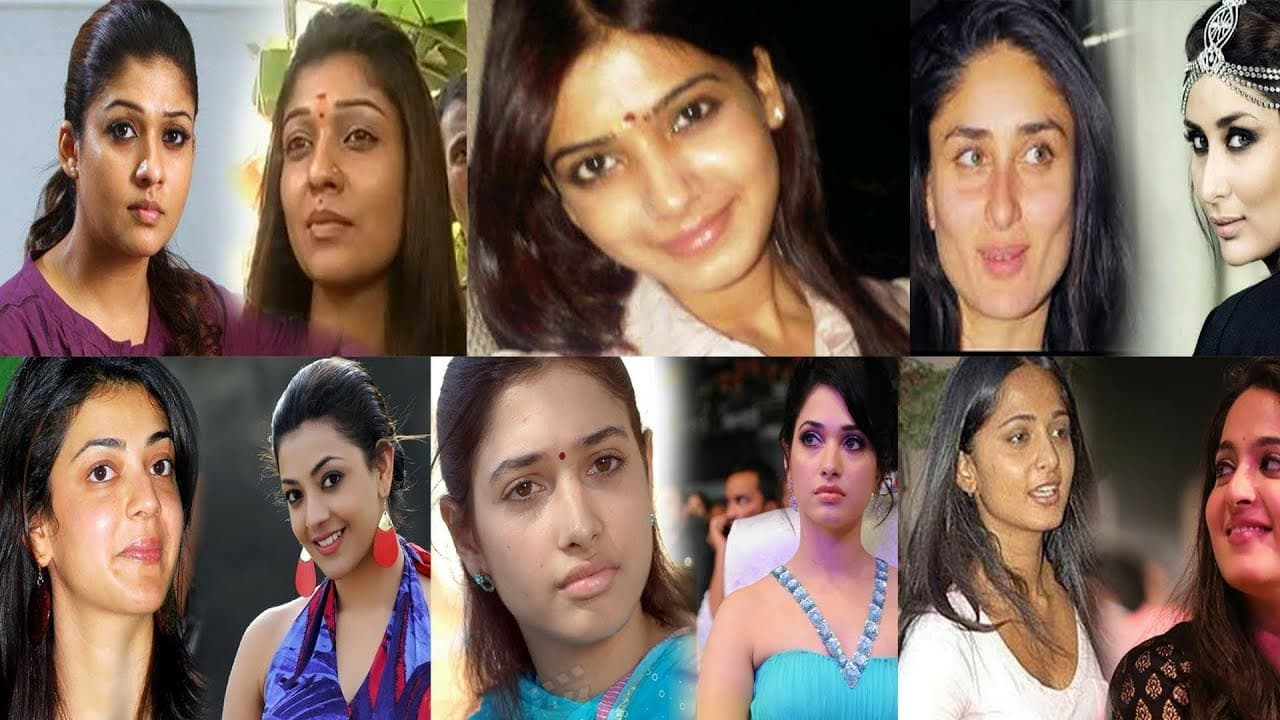 South Indian Actress Plastic Surgery Before And After 1