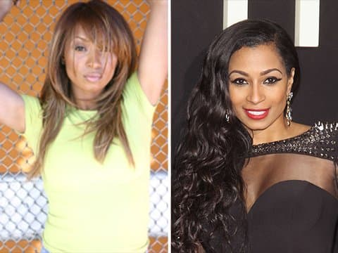 Pics Of Sky Black Ink Crew Before She Did Plastic Surgery 1