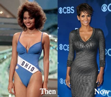 Halle Berry Before Plastic Surgery photo - 1