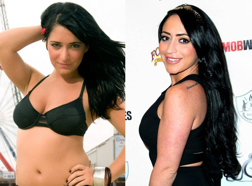 Jwoww Before And After Plastic Surgery photo - 1