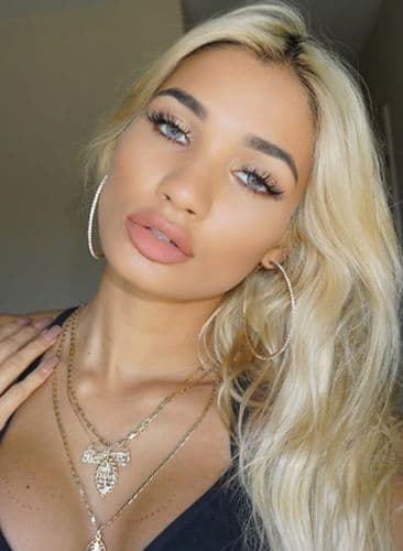 Pia Mia Before And After Plastic Surgery photo - 1