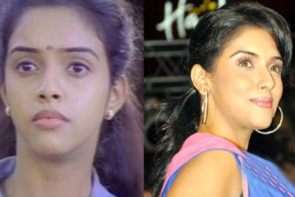 Photos Of Bollywood Actresses Before And After Plastic Surgery 1
