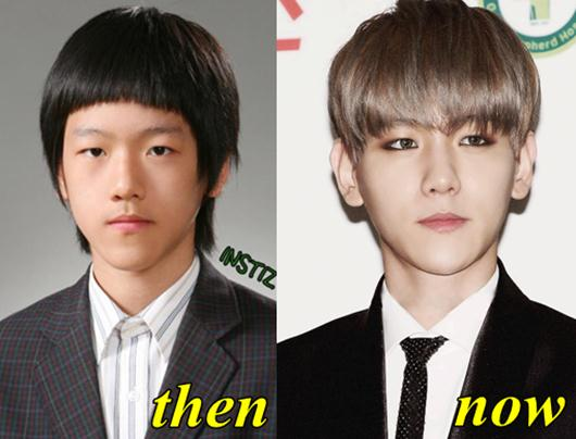 Luhan Before Plastic Surgery 1
