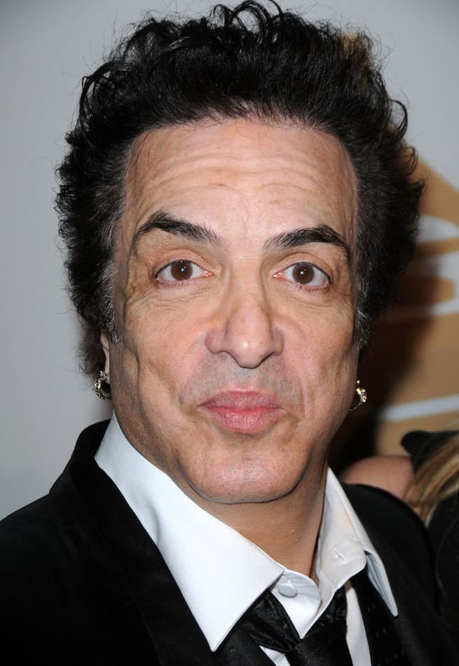 Paul Stanley Before Plastic Surgery 1