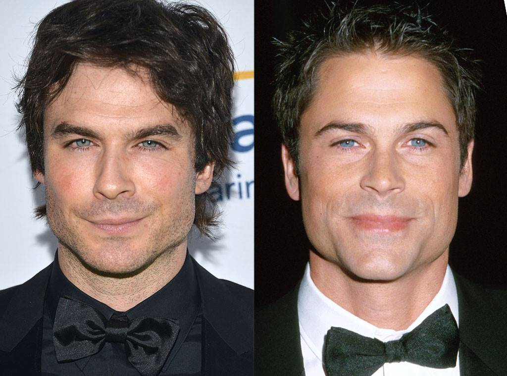 Rob Lowe Before Plastic Surgery 1