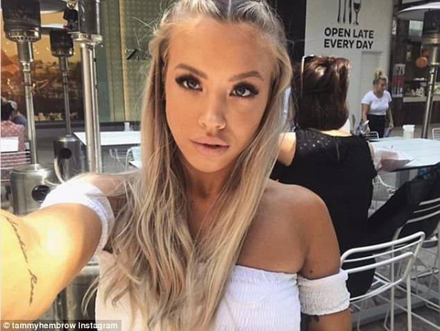 Tammy Hembrow Before Plastic Surgery 1
