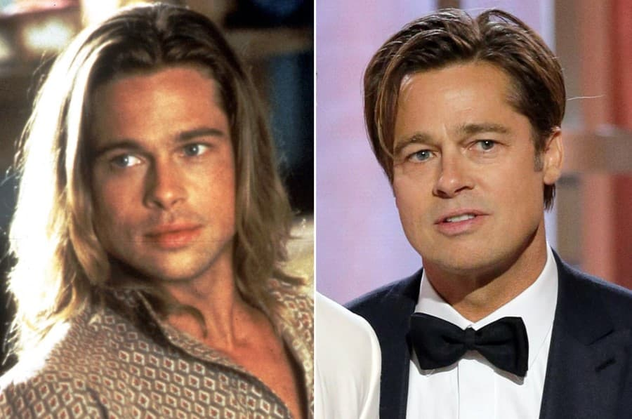 Photos Of Before And After Plastic Surgery Brad Pitt photo - 1